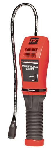 combustion analyzer by TIF, used by our Mesquite plumber